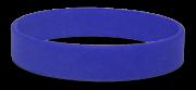 Silikon Blå