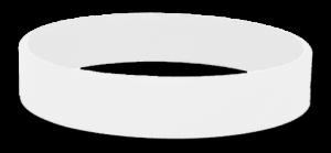 Silikon Hvit